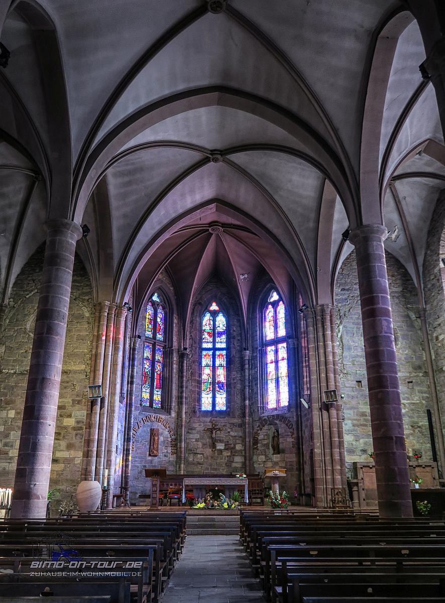 Saint-Jean-Pied-de-Port-Kirche