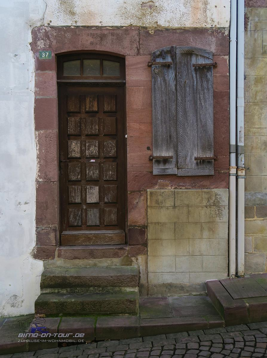 Saint-Jean-Pied-de-Port-Tür