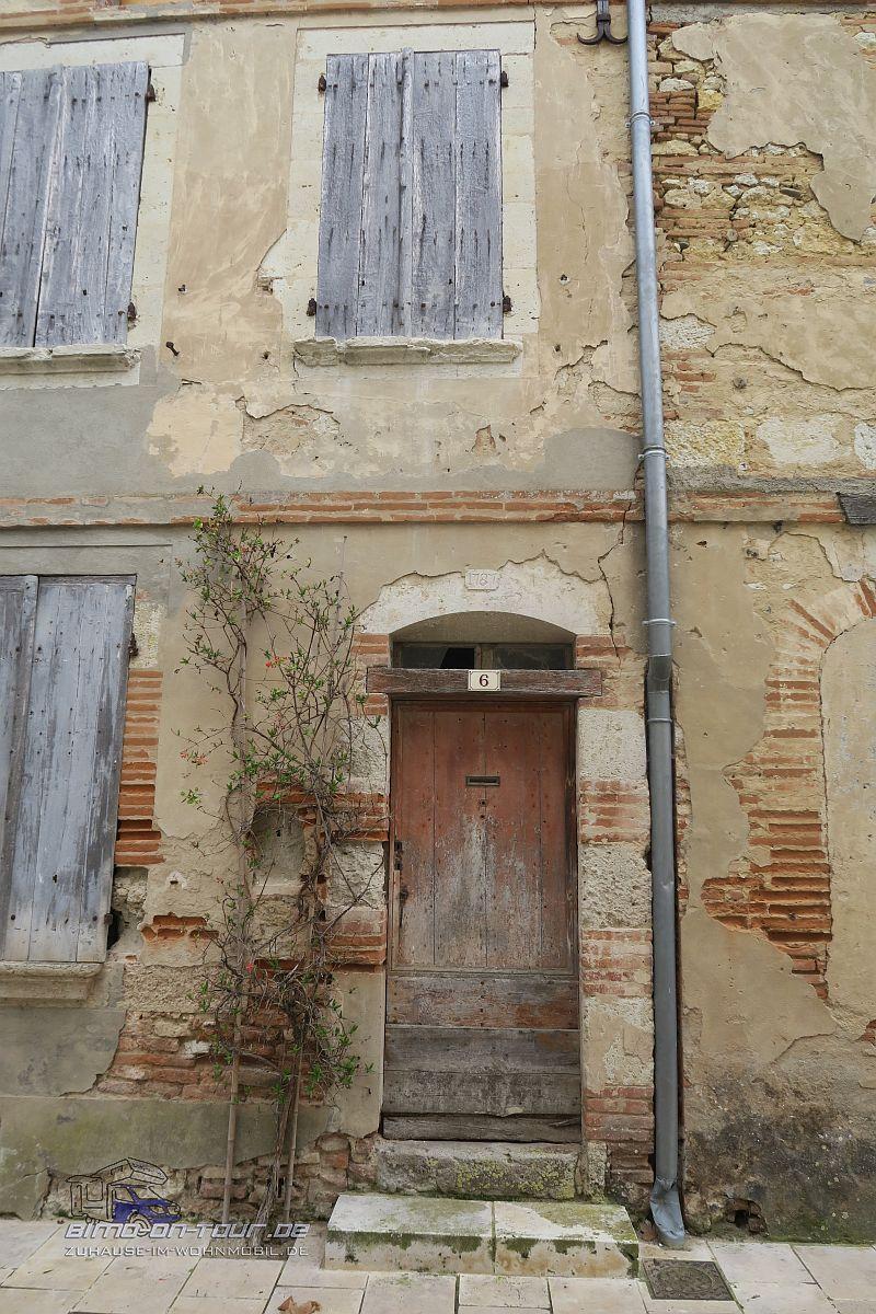 Auvillar-Tür