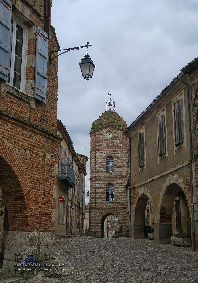 Auvillar-Uhrturm