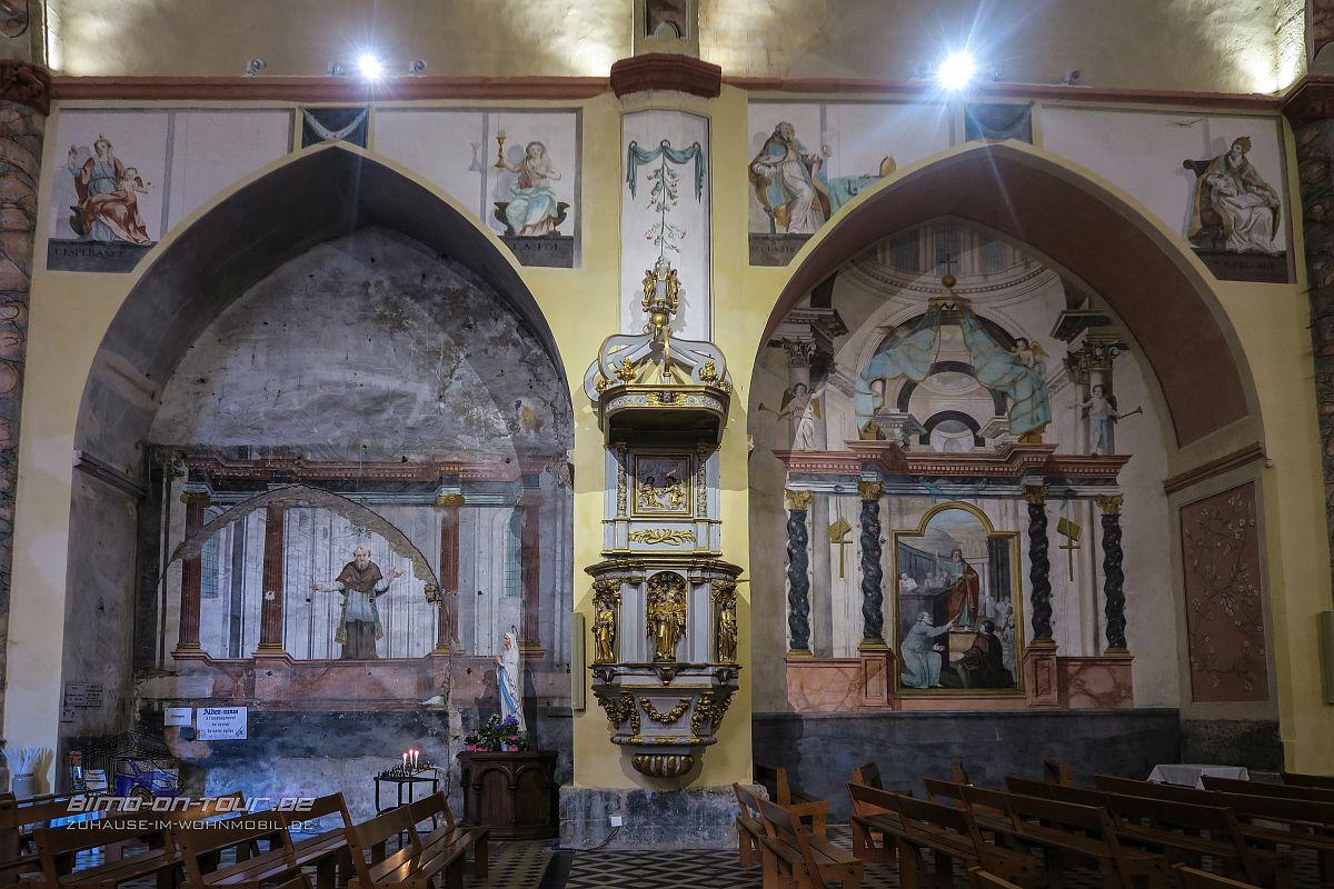 Belvès-Kirche