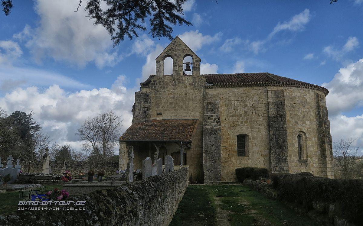 Kirche im Abseits
