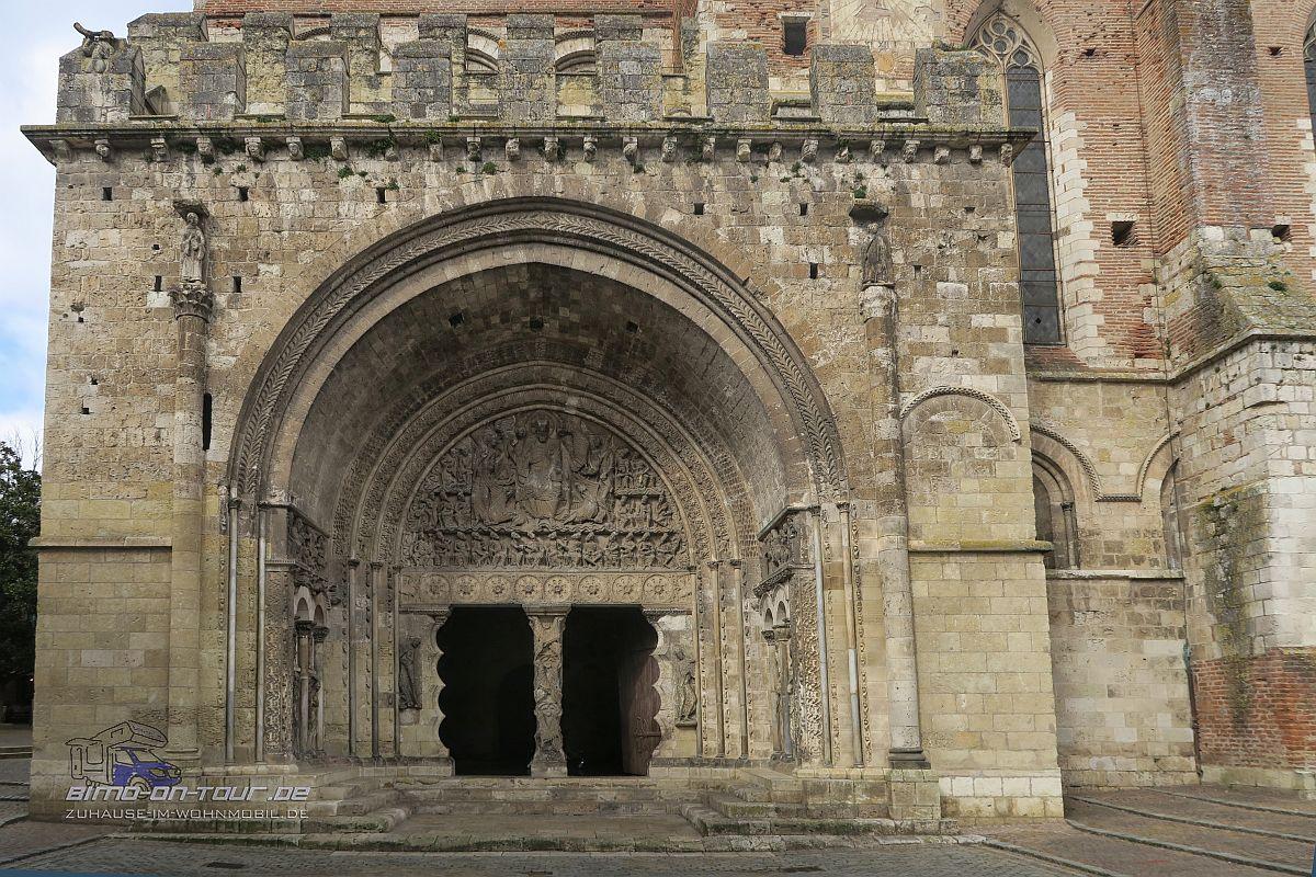 Moissac-Abtei