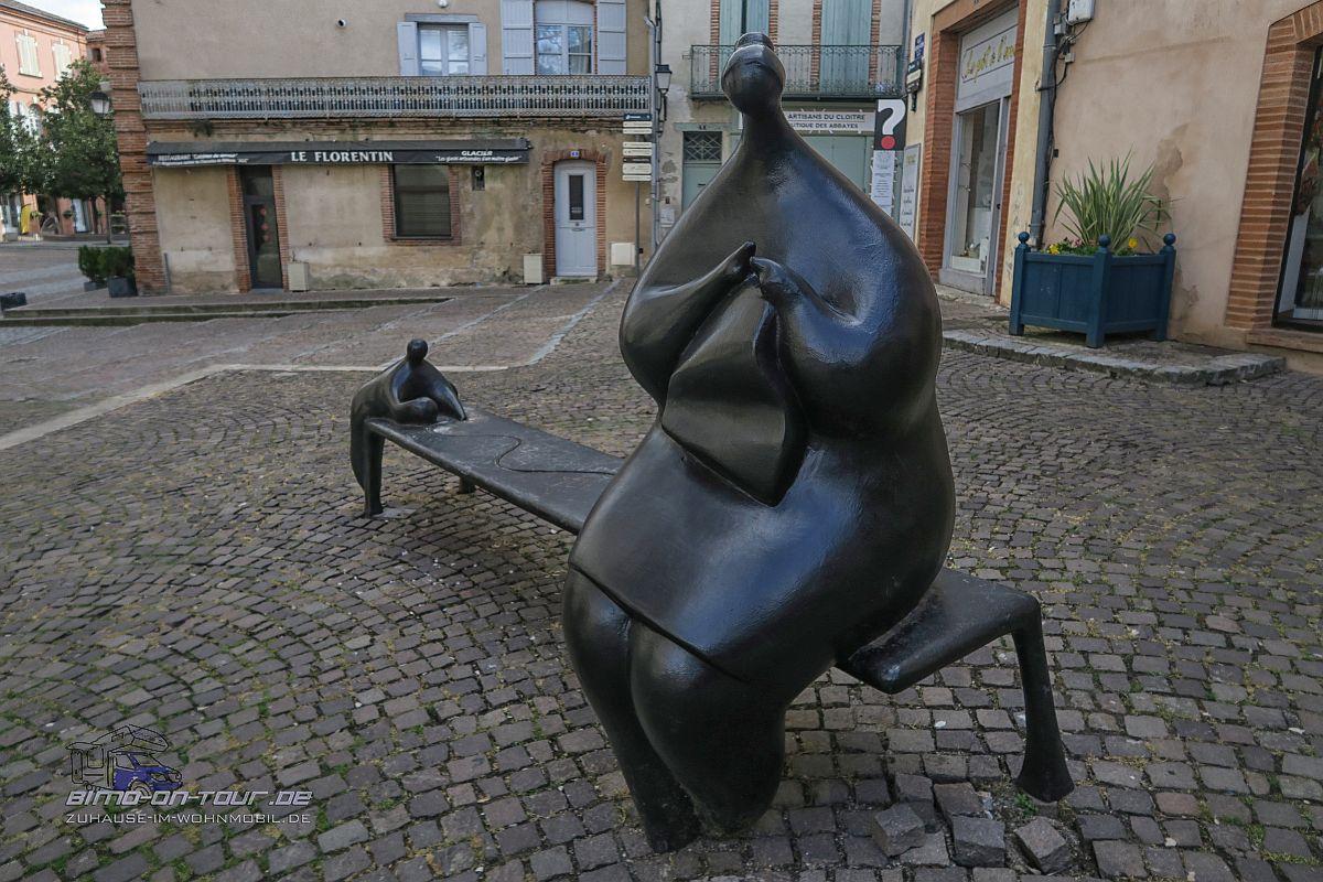 Moissac-Kunst