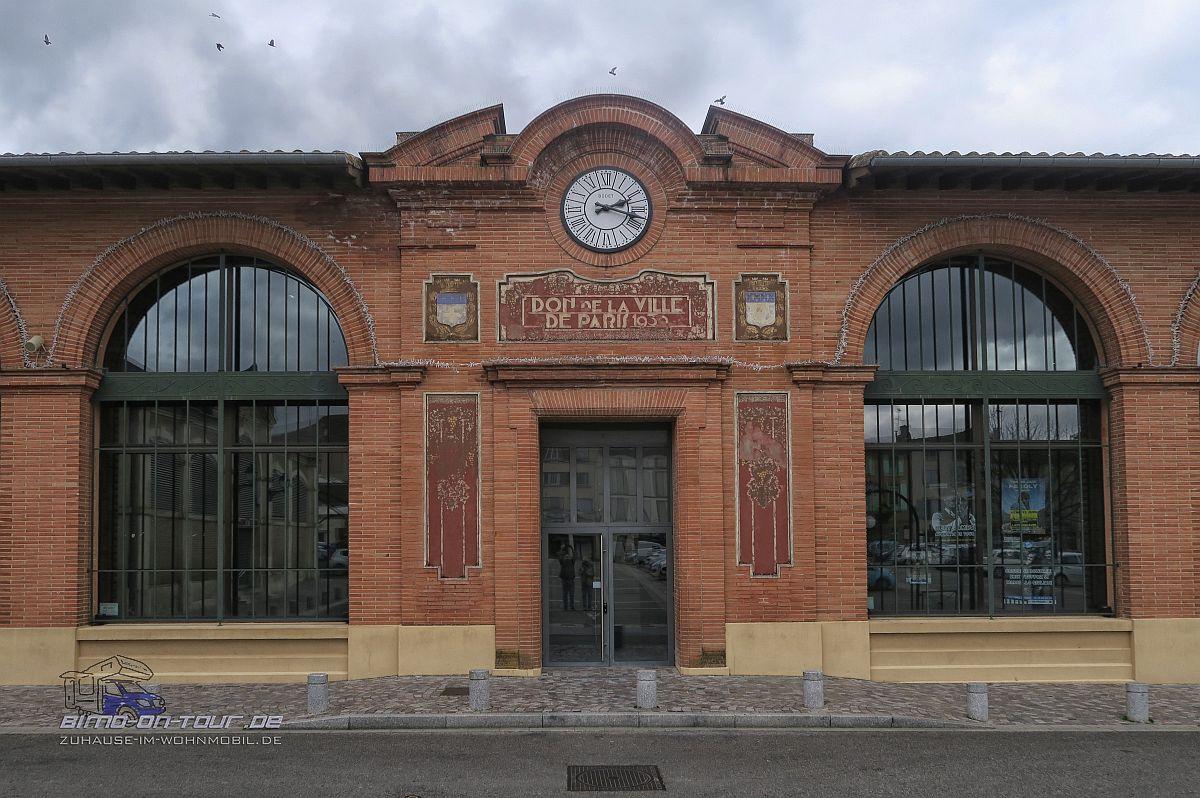 Moissac-Markthalle