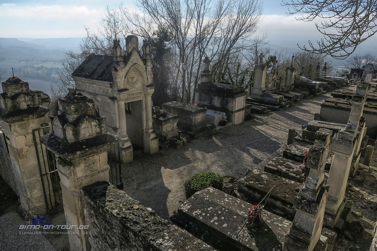 Penne-d`Agenais-Friedhof