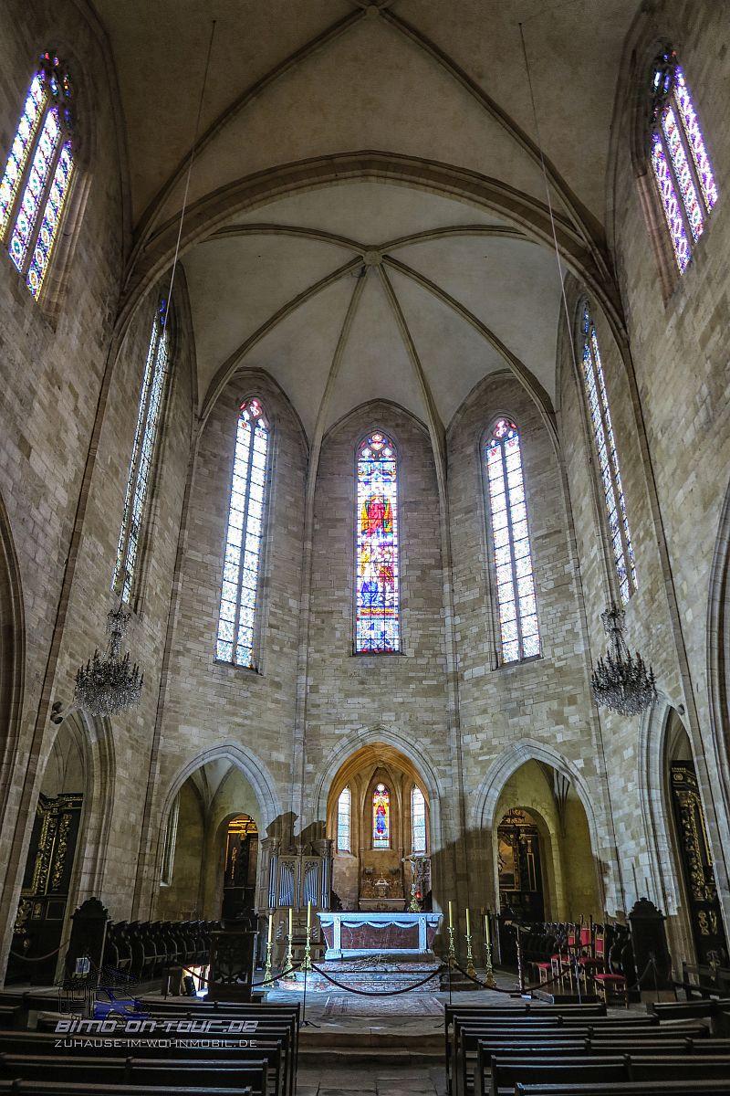 Sarlat-Kirche