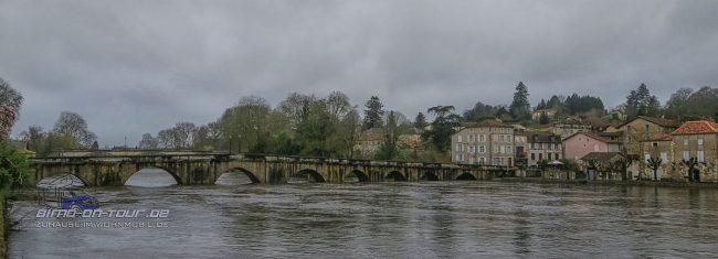 Confolens-Brücke