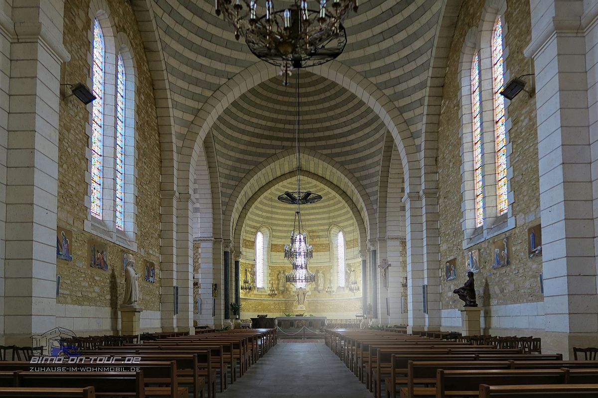 Montignac-Kirche