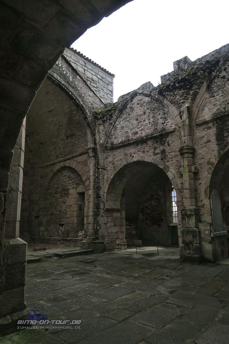 Oradour-sur-Glane-Kirche