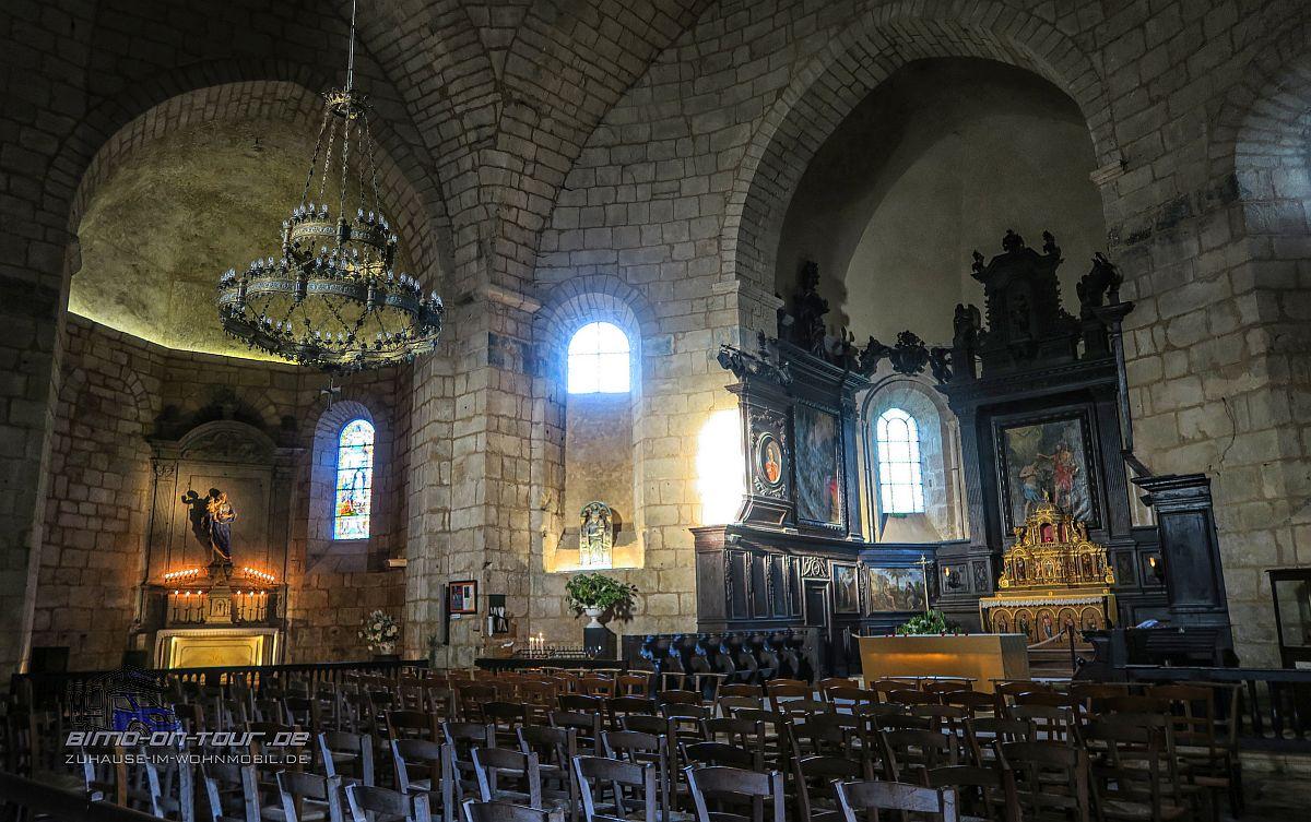 Saint-Jean-de-Côle-Kirche