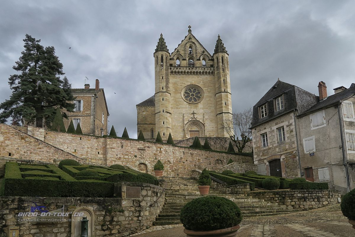 Terrasson-Lavilledieu - Kirche