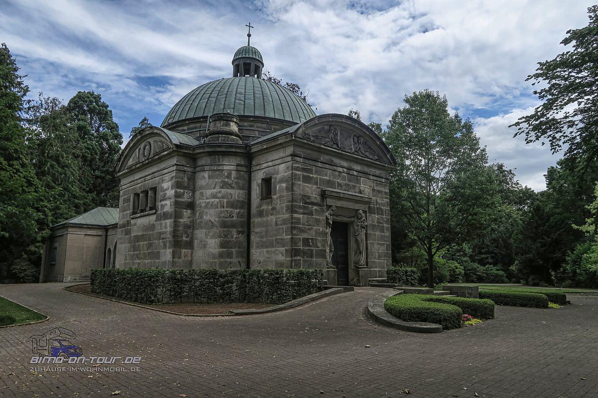 Nordfriedhof-Friedhofskapelle