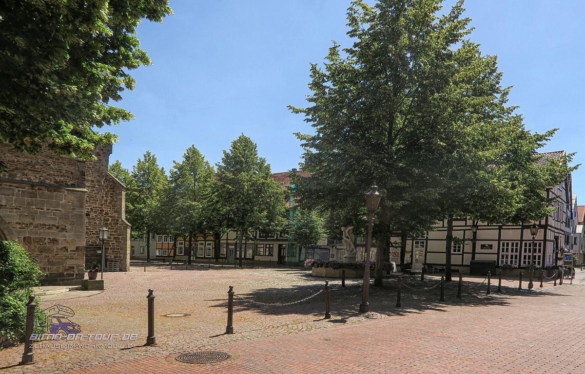 Rinteln-Kirchplatz