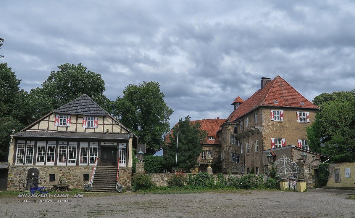 Schloss Petershagen
