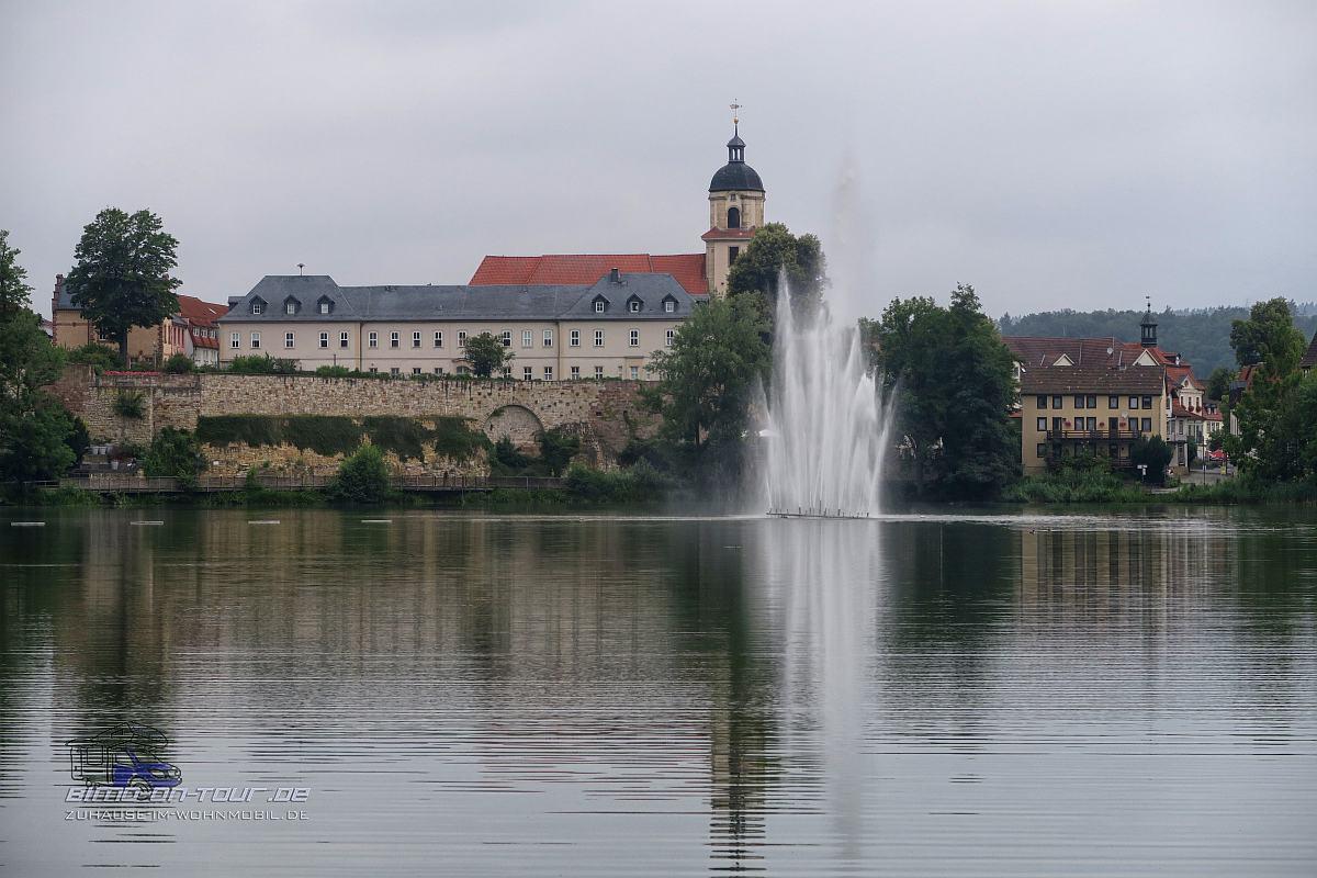 Bad Salzungen-Burgsee