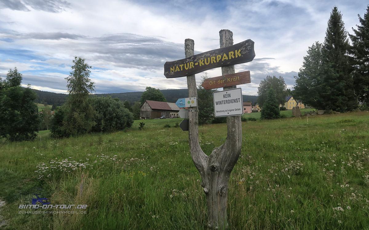Bischofsgrün-Natur Kurpark