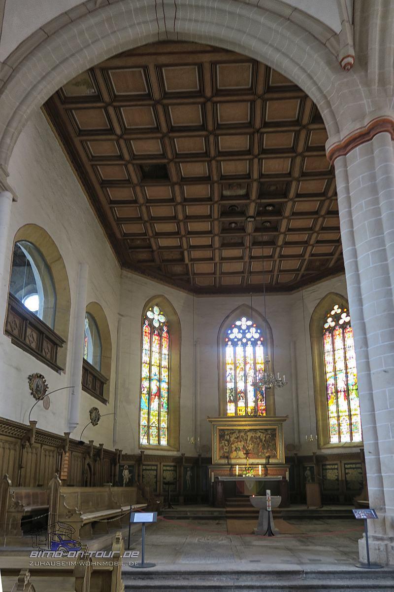 Bonifacius Kirche-Altar