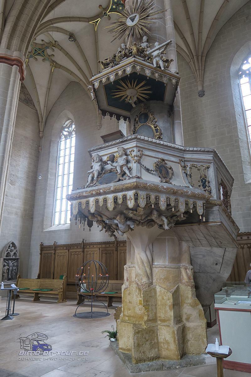 Bonifacius Kirche-Kanzel