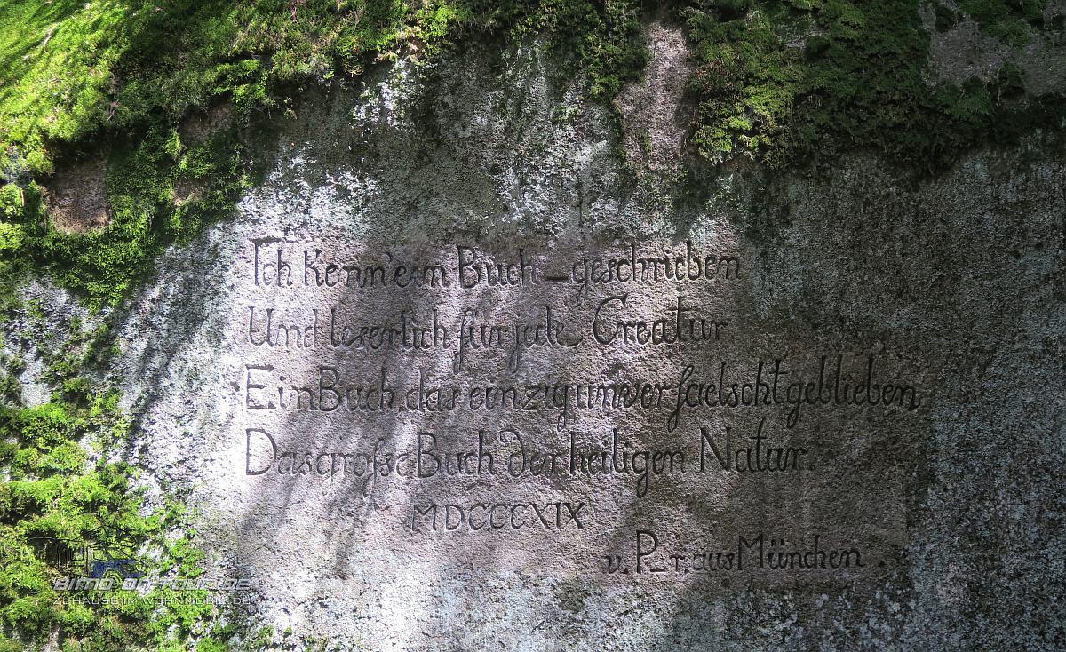 Felsenlabyrinth Luisenburg