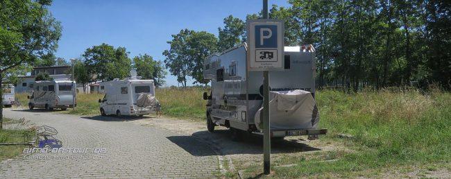 Wohnmobil-Stellplatz Baunach