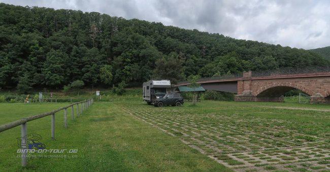 Lindewerra-Stellplatz