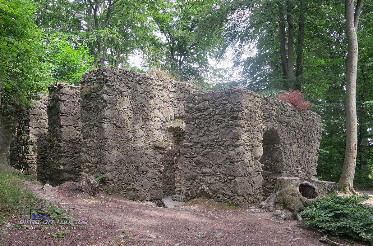 Sanspareil Felsengarten