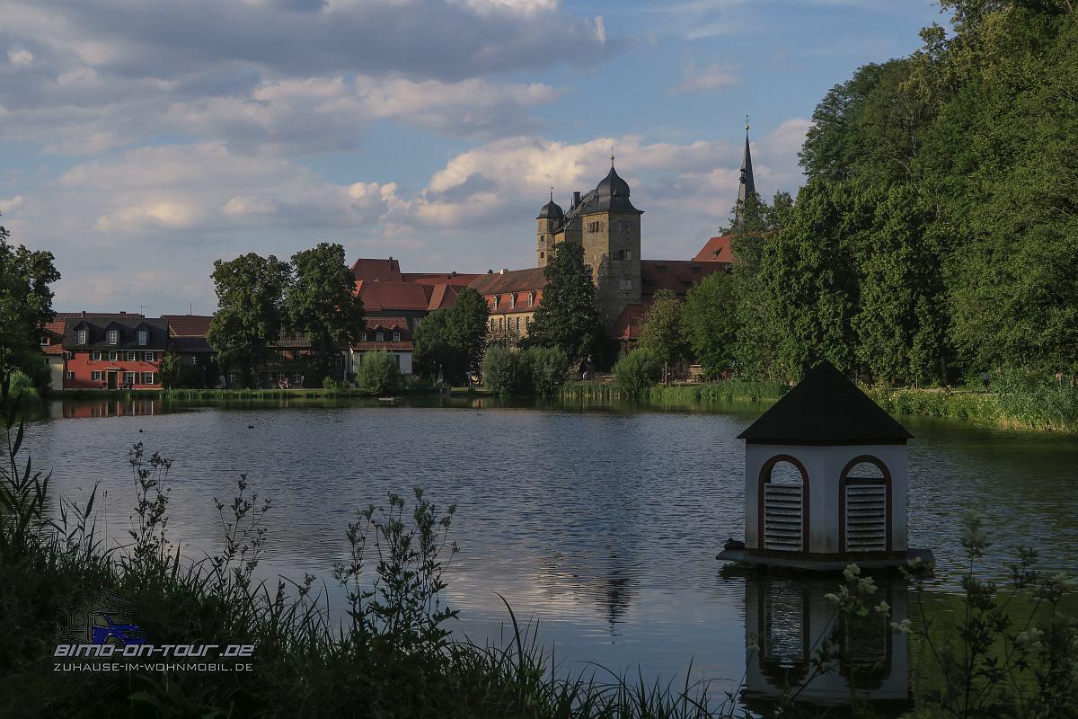Schlossweiher Thurnau