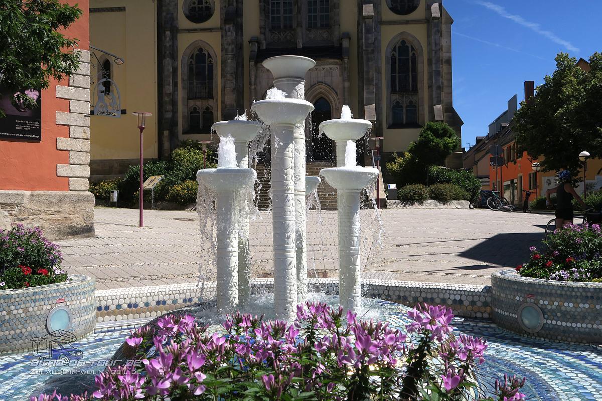 Selb-Porzellanbrunnen