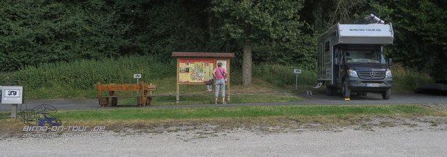 Wohnmobilstellplatz Thurnau
