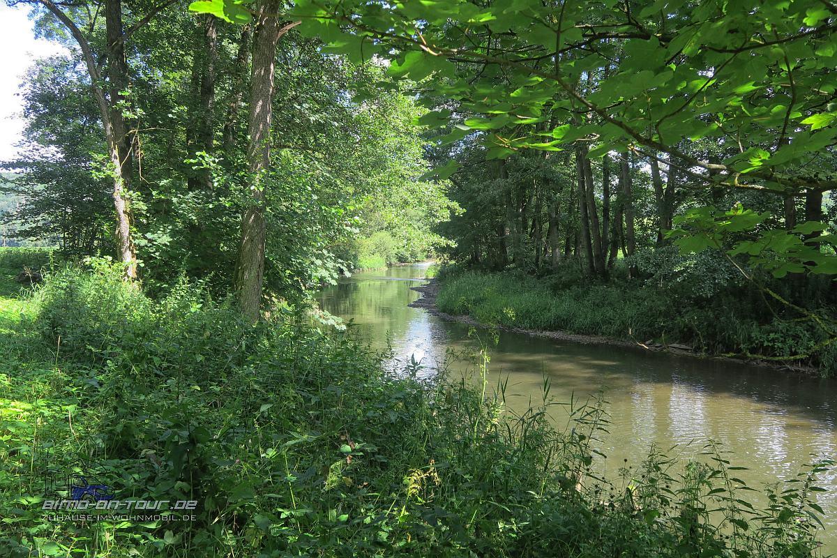 Werra Radweg
