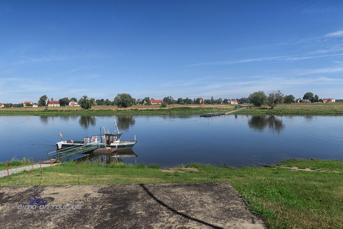 Elbefähre