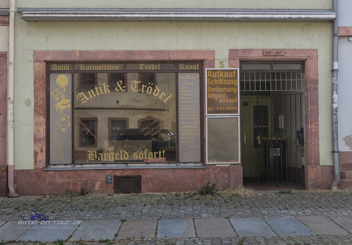 Rochlitz-Geschäft