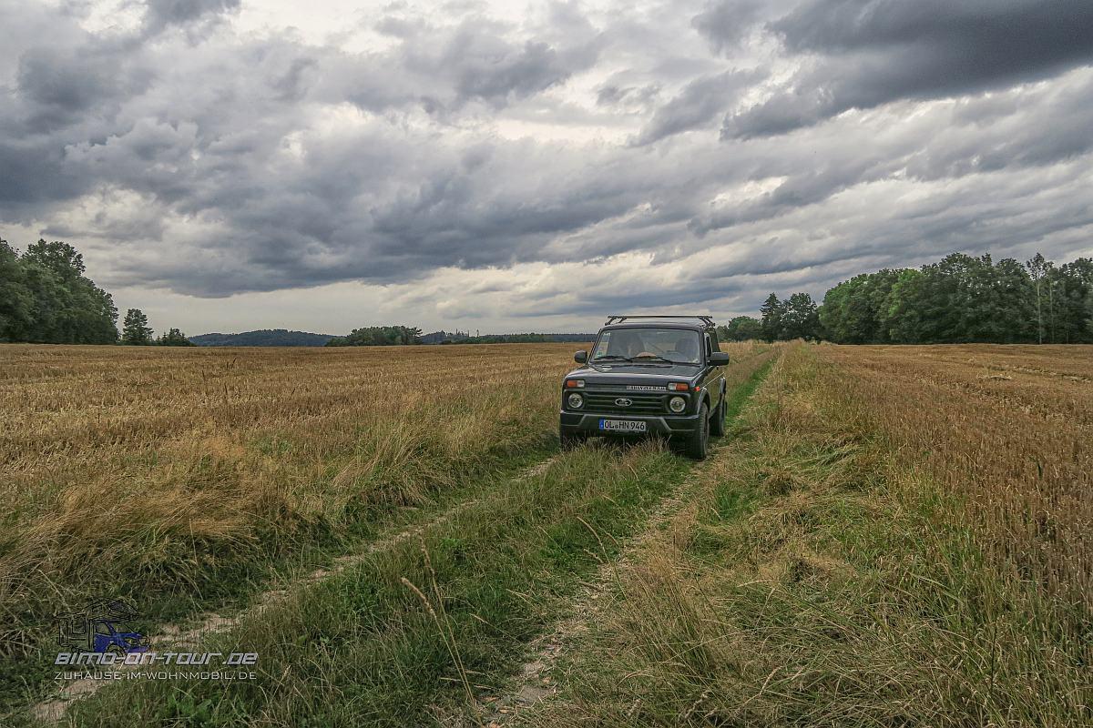 Spreepark-Feldweg