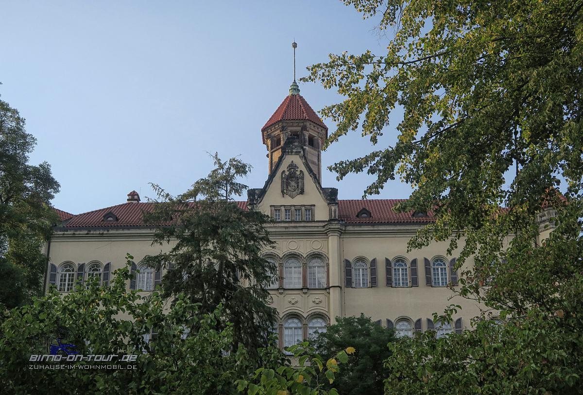 Waldenburg-Schloss