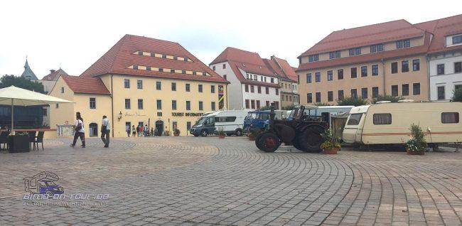 Wohnmobilstelllatz Freiberg