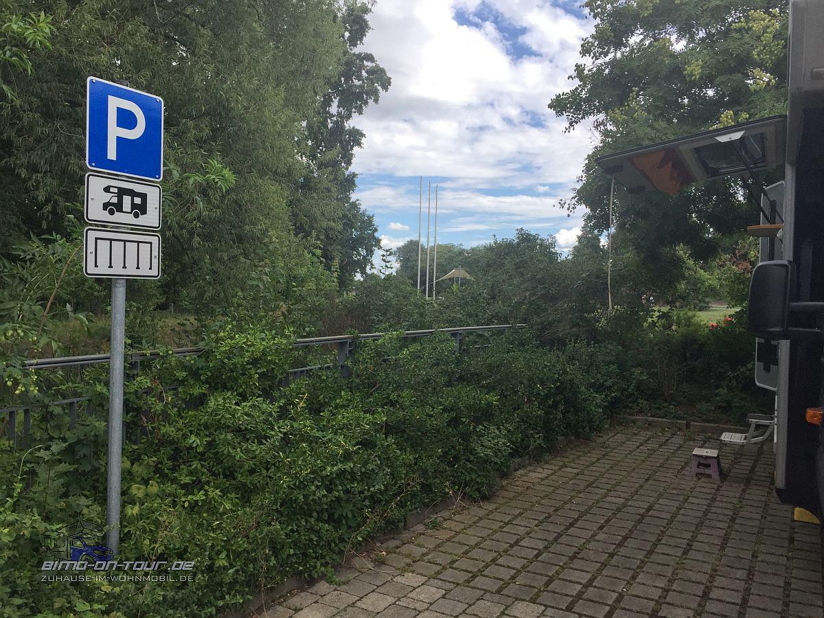 Wohnmobilstellplatz Großenhain