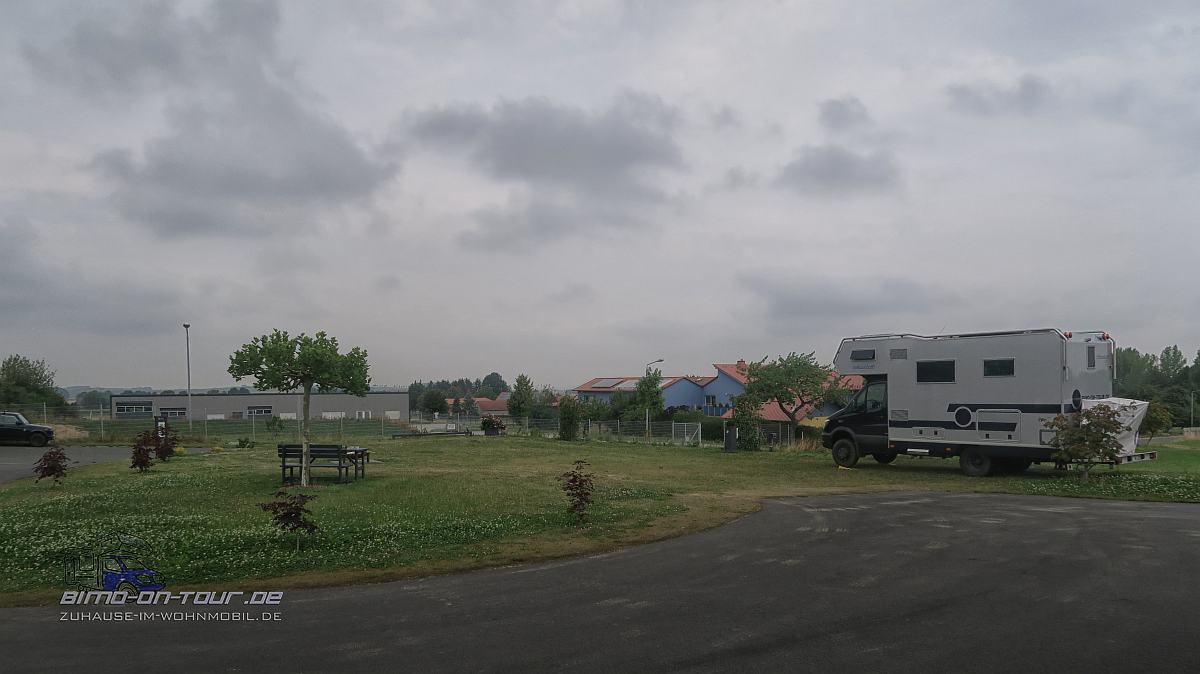 Wohnmobilstellplatz Zur Platane Mohorn