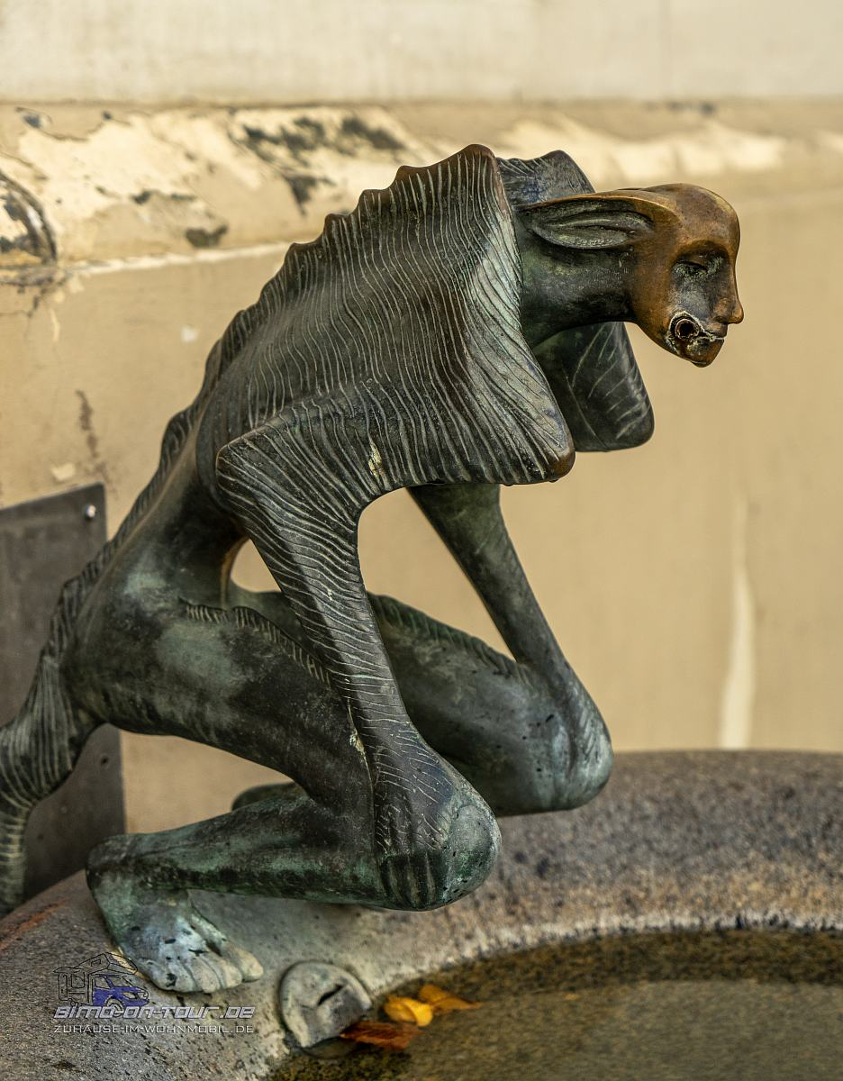 Görlitz - Brunnen