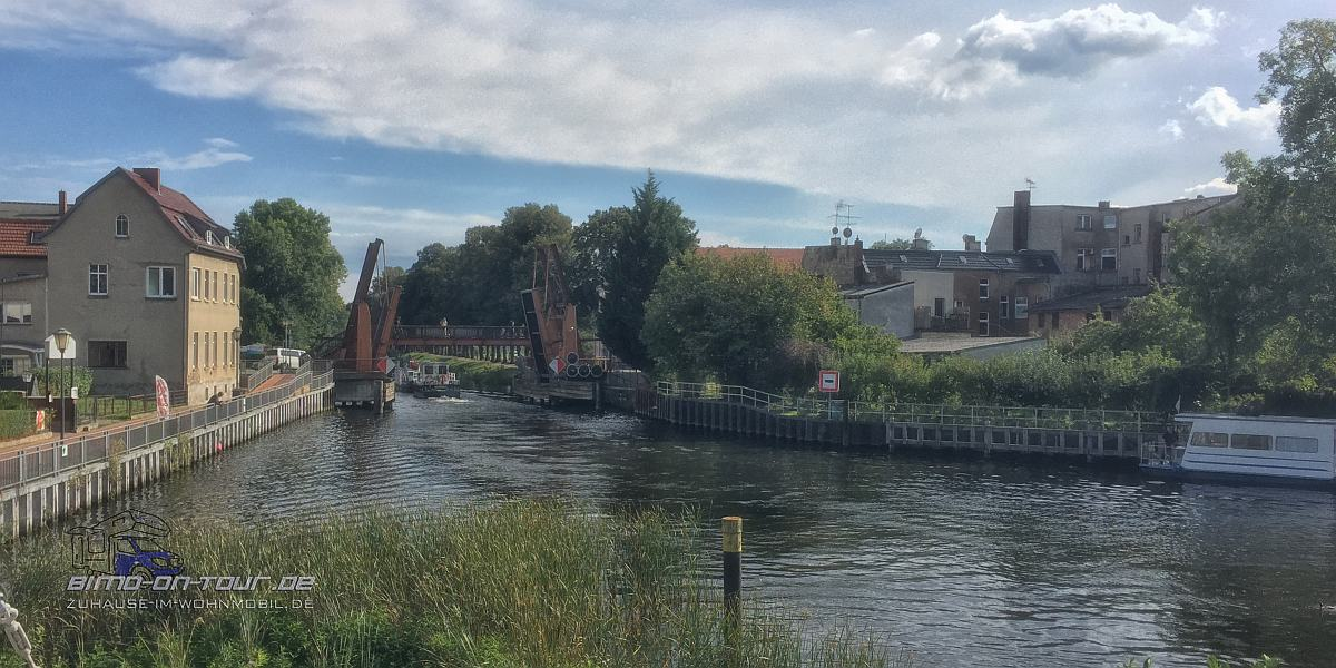 Havel Brücke Zehdenick