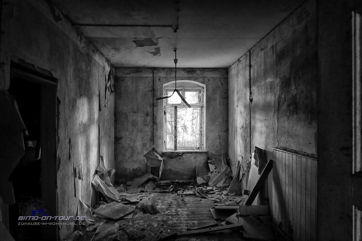 Kalkwerk-Lost Place
