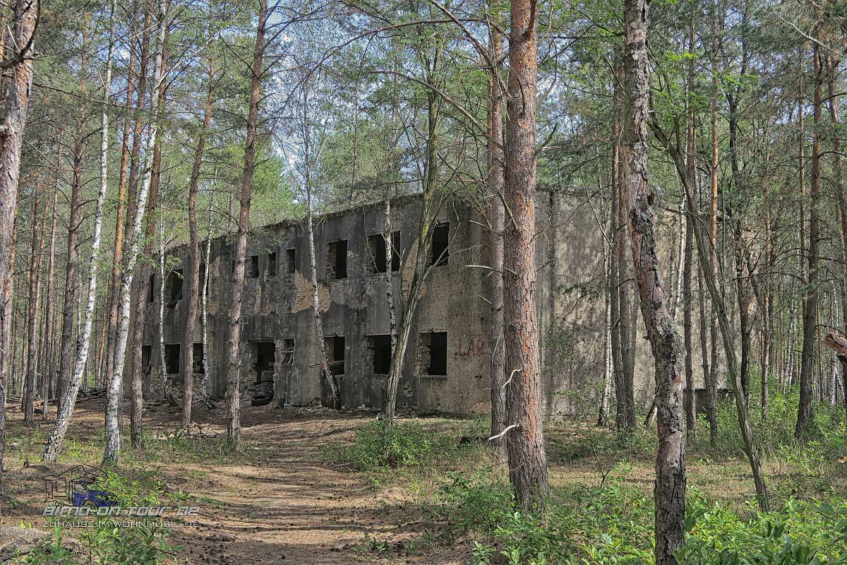 Sprengchemie Forst Scheuno