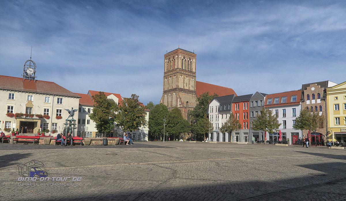 Anklam-Marktplatz