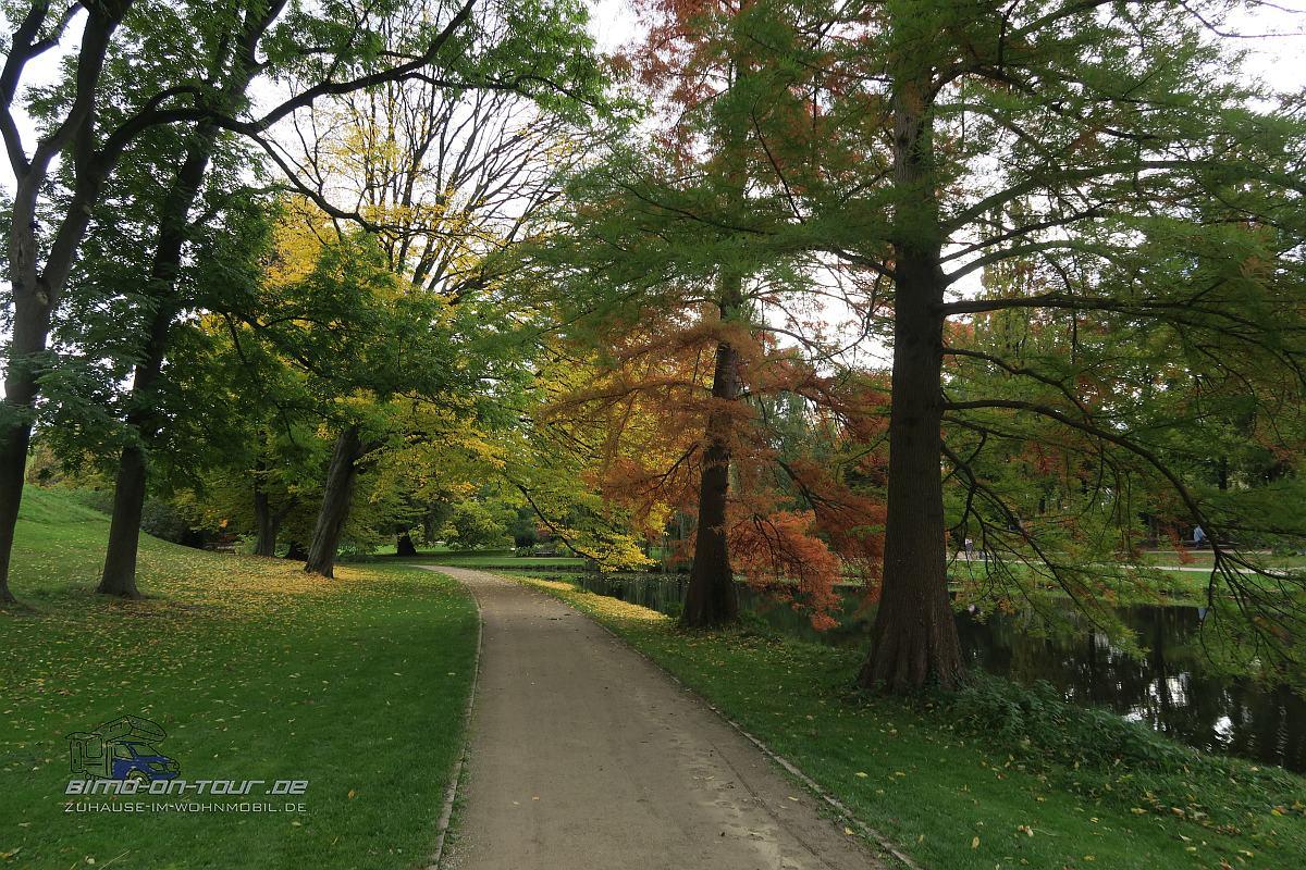 Celle-Schlosspark
