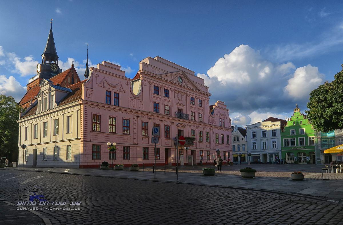 Güstrow-Rathaus