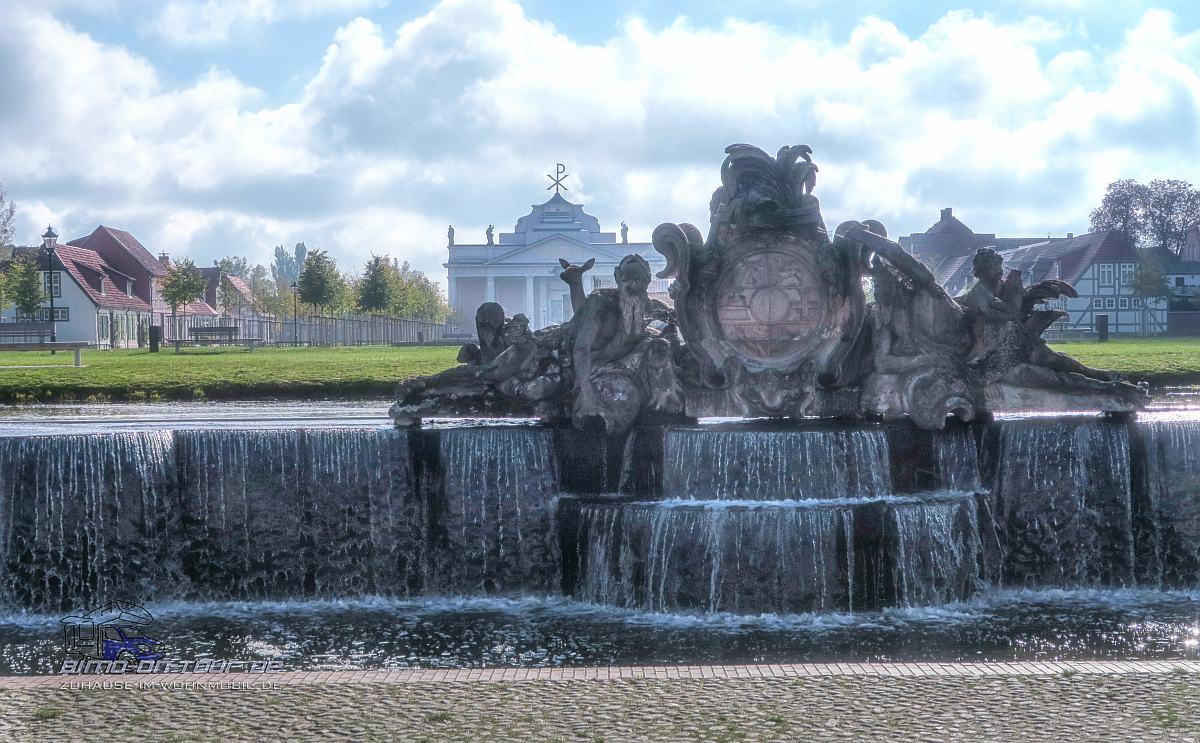 Ludwigslust-Kaskaden