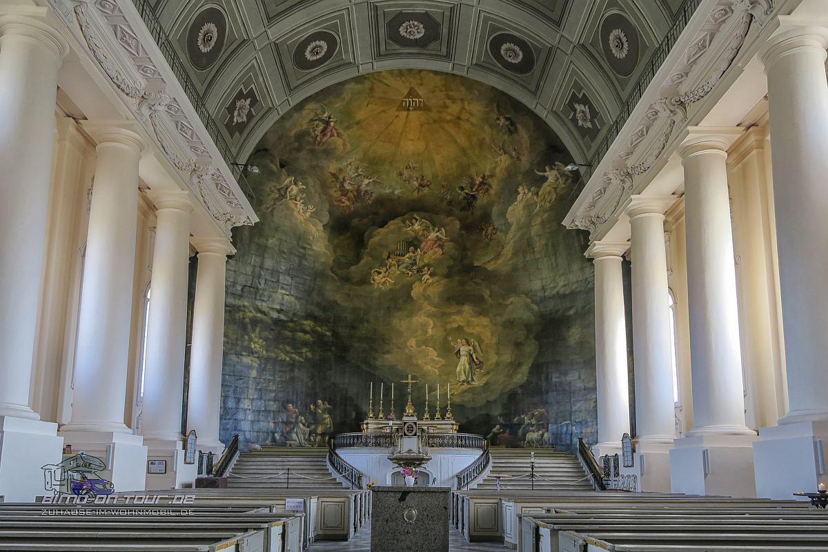 Ludwigslust-Kirche