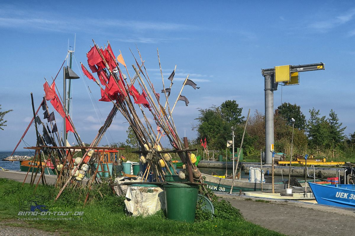 Ueckermünde-Fischeihafen