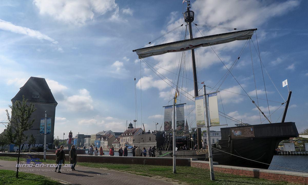 Ueckermünde-Hafen