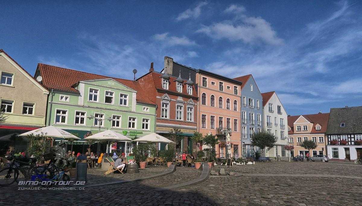 Ueckermünde-Marktplatz